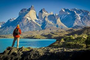 Circuito W Torres Del Paine Mapa : Torres del paine circuito w viviendo por el mundo